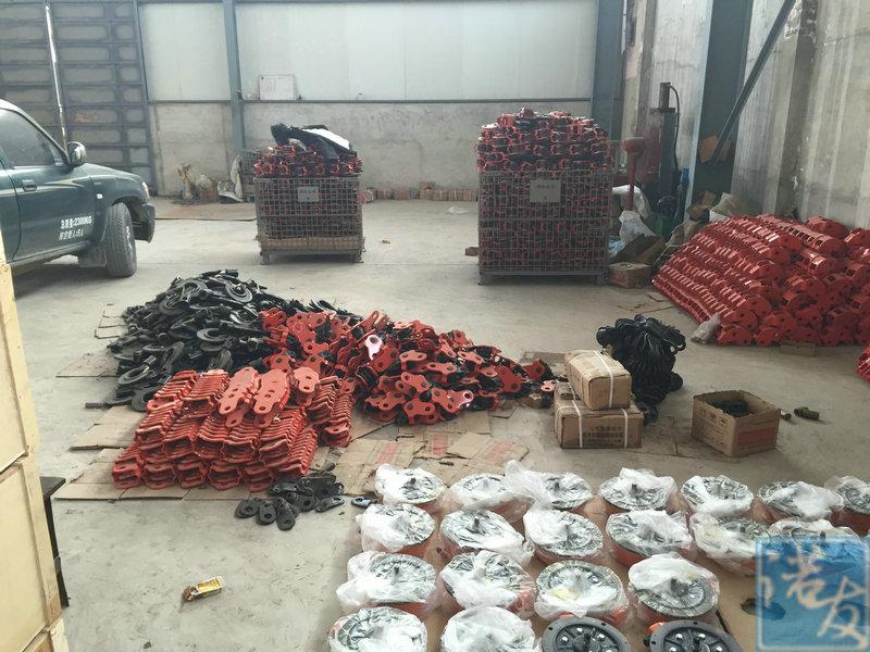 KSY环链电动葫芦生产