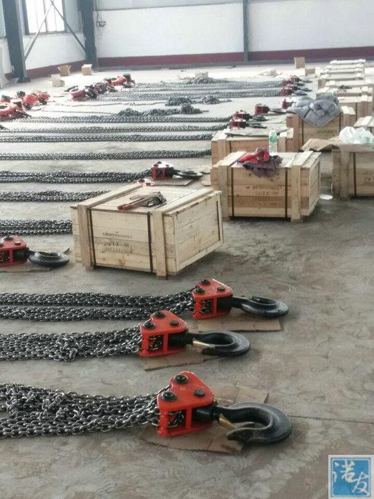 电动葫芦生产shi拍展示